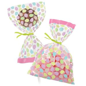 Easter Hop and Tweet Mini Treat Bags - 25 Pack